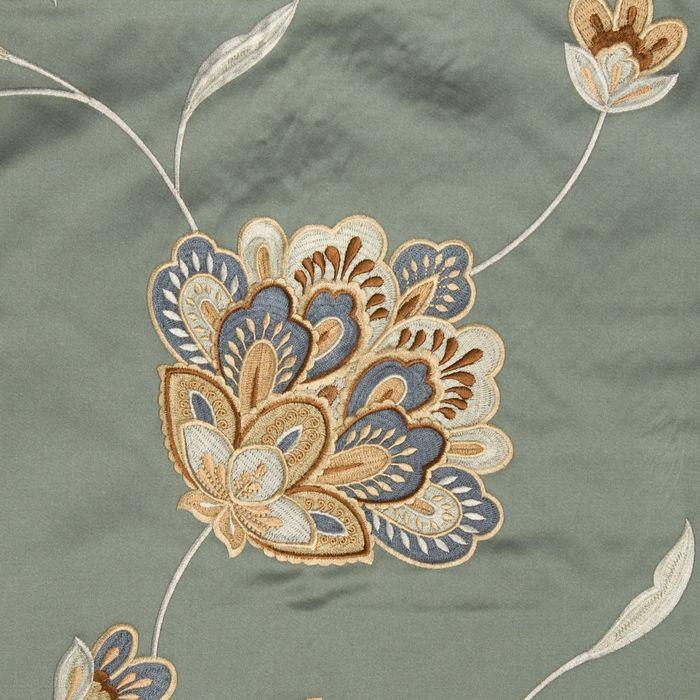 Ткань для штор вышивка 24