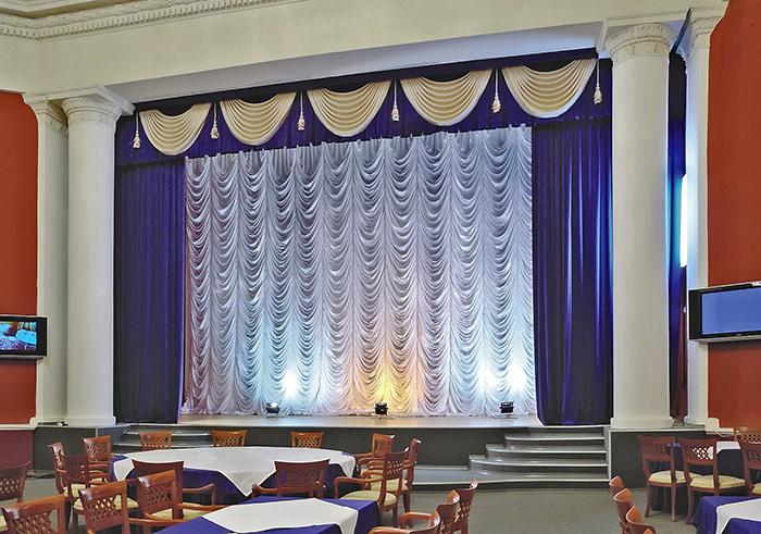 Театральные шторы. Занавес.Сценические шторы.Одежда сцены. 67c1150624d0d