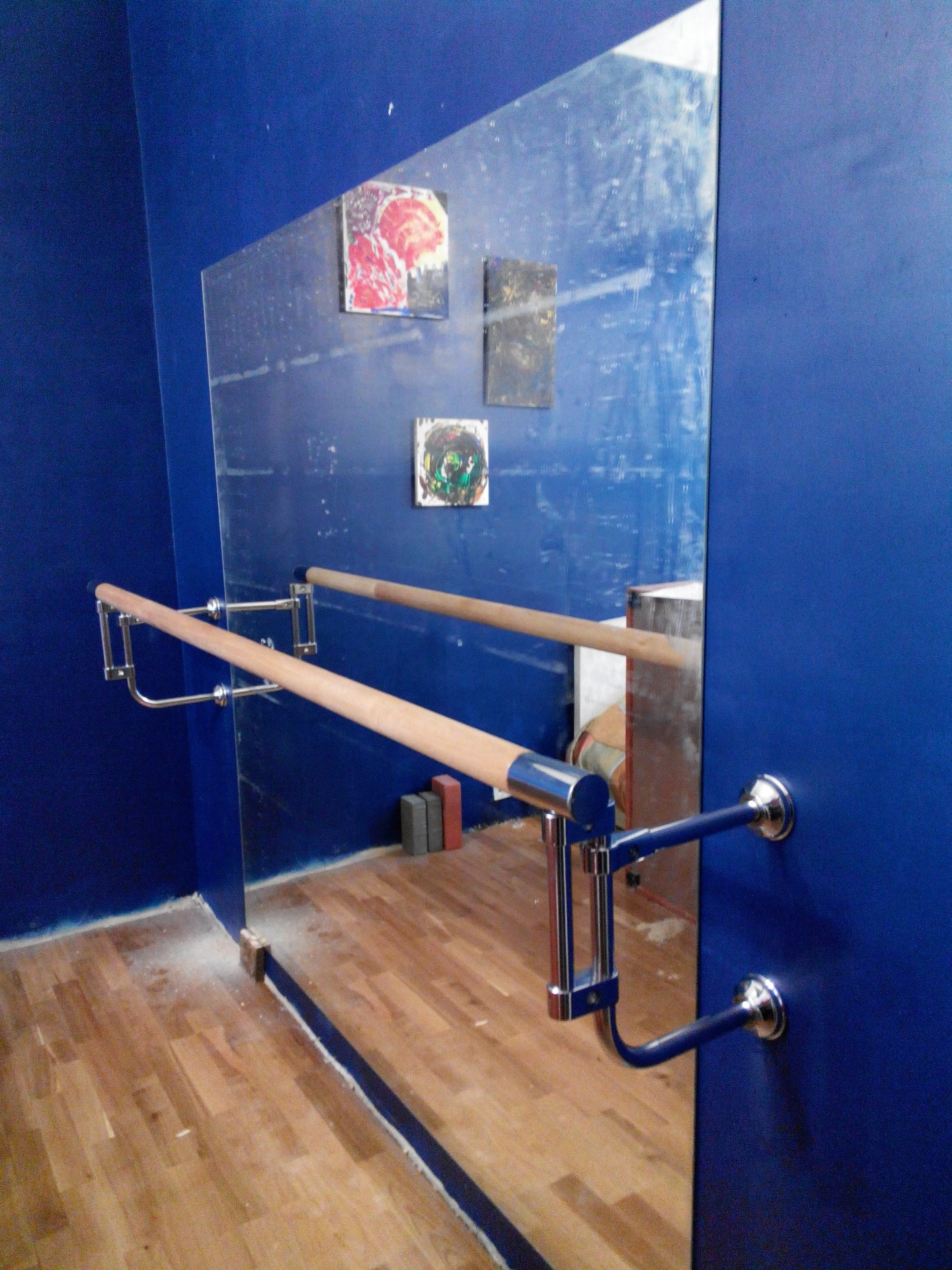 Балетный станок для домашних тренировок 81