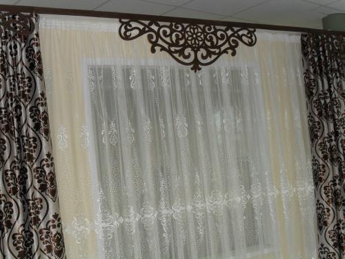Сшит шторы в спальню 10